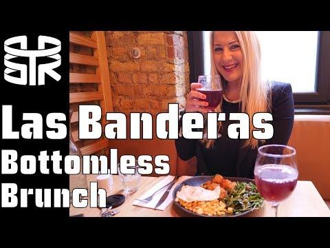 Spanish Bottomless Brunch in London! Las Banderas, Soho