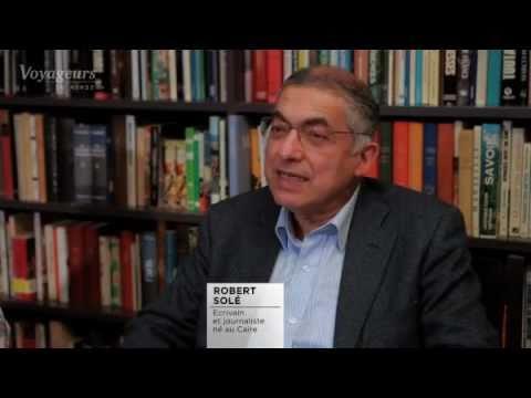 Interview Robert Solé - Voyageurs du Monde