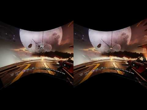 VR Destiny 2 Beta : Homecoming HTC Vive Xbox One Titan