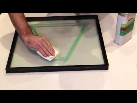 How to Bond to Glass by using NovaBond XS100C