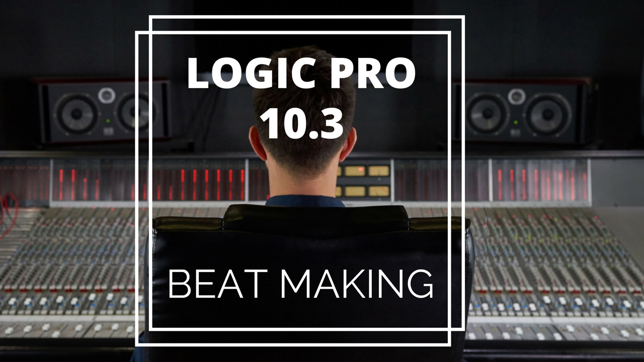 how to create a beat in logic pro