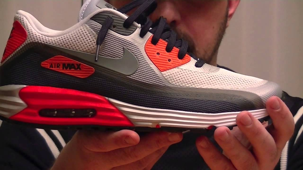 Nike Air Max 90 Lunaires 3,0 Radiateurs À Infrarouge