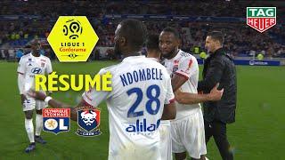 Olympique Lyonnais - SM Caen ( 4-0 ) - Résumé - (OL - SMC) / 2018-19