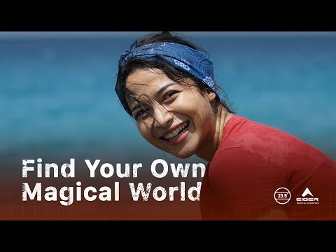 #YourTropicalDiscovery - Find Your Own Magical World