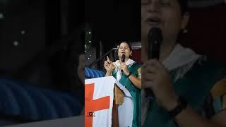 Worship in Kuthukuluru, Eastgodavari !Anjali Evangelist