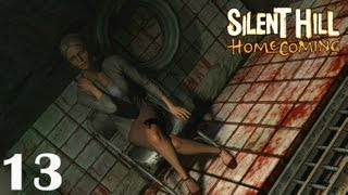 阿津實況恐怖遊戲 - 沉默之丘 歸鄉 Silent Hill 5 Homecoming - (13) 死絕
