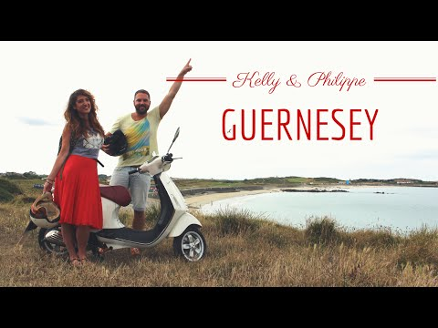 Visit Guernsey with Kelly and Philippe