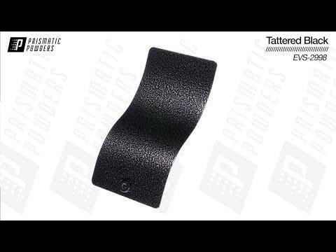 Prismatic Powders Tattered Black EVS-2998