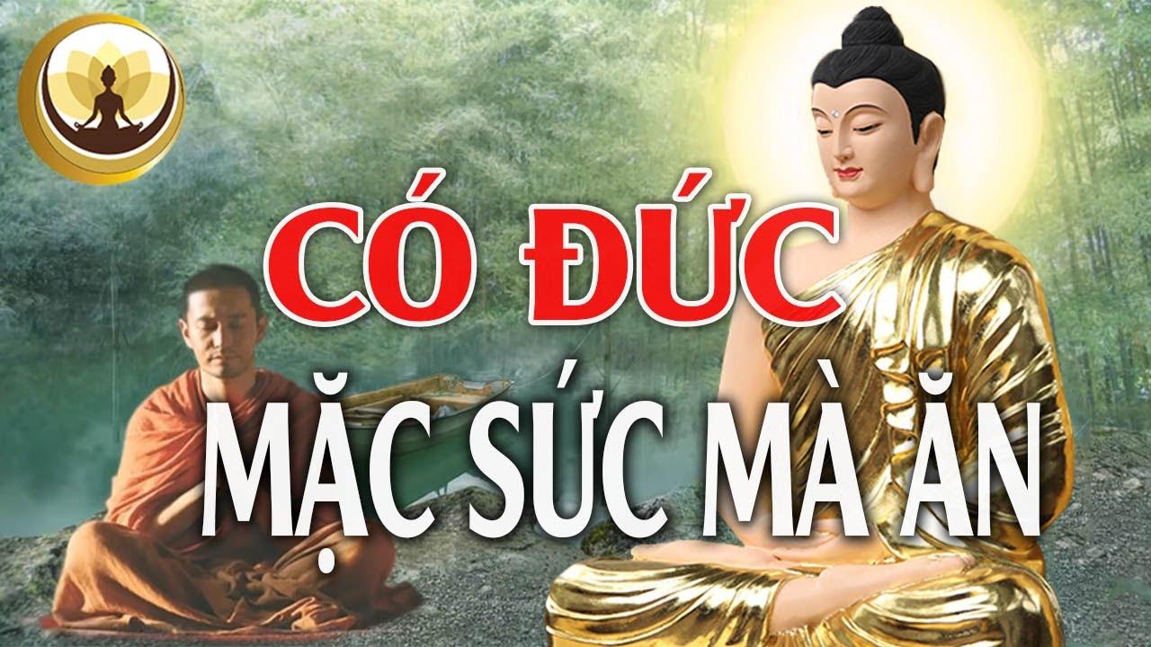 """Có Đức Mặc Sức Mà Ăn""""GIÀU SANG PHÚ QUÝ SỞ CẦU NHƯ Ý""""Nếu Nghe Và Làm Theo Lời Phật Dạy Này#Phật Pháp"""