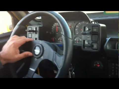 accellerazione fiat uno turbo 1.3