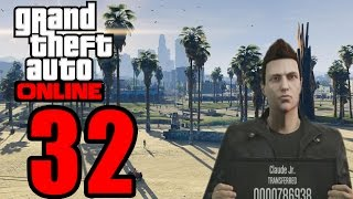 GTA 5: Online PC Gameplay HD - Pegasus Trolling - Part 32 [No Commentary]