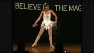 Roxie Chicago -The Best Cabaret Jazz Dance Solo