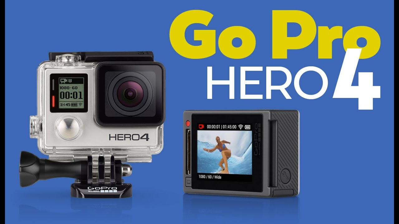 Review GoPro Hero 4 Silver | Coppel - YouTube