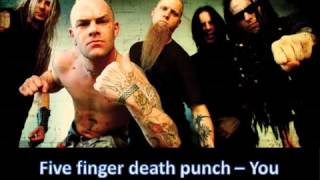 Five finger death punch - You  (DJ Polla Remix)