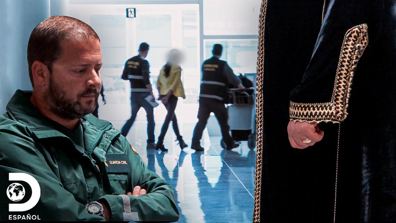 Mujeres que intentaron burlar a las autoridades | Control de Fronteras | Discovery En Español