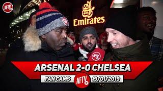 Arsenal 2-0 Chelsea   That Was One Of Koscielny's Best Performances In Years! (Lee Gunner)