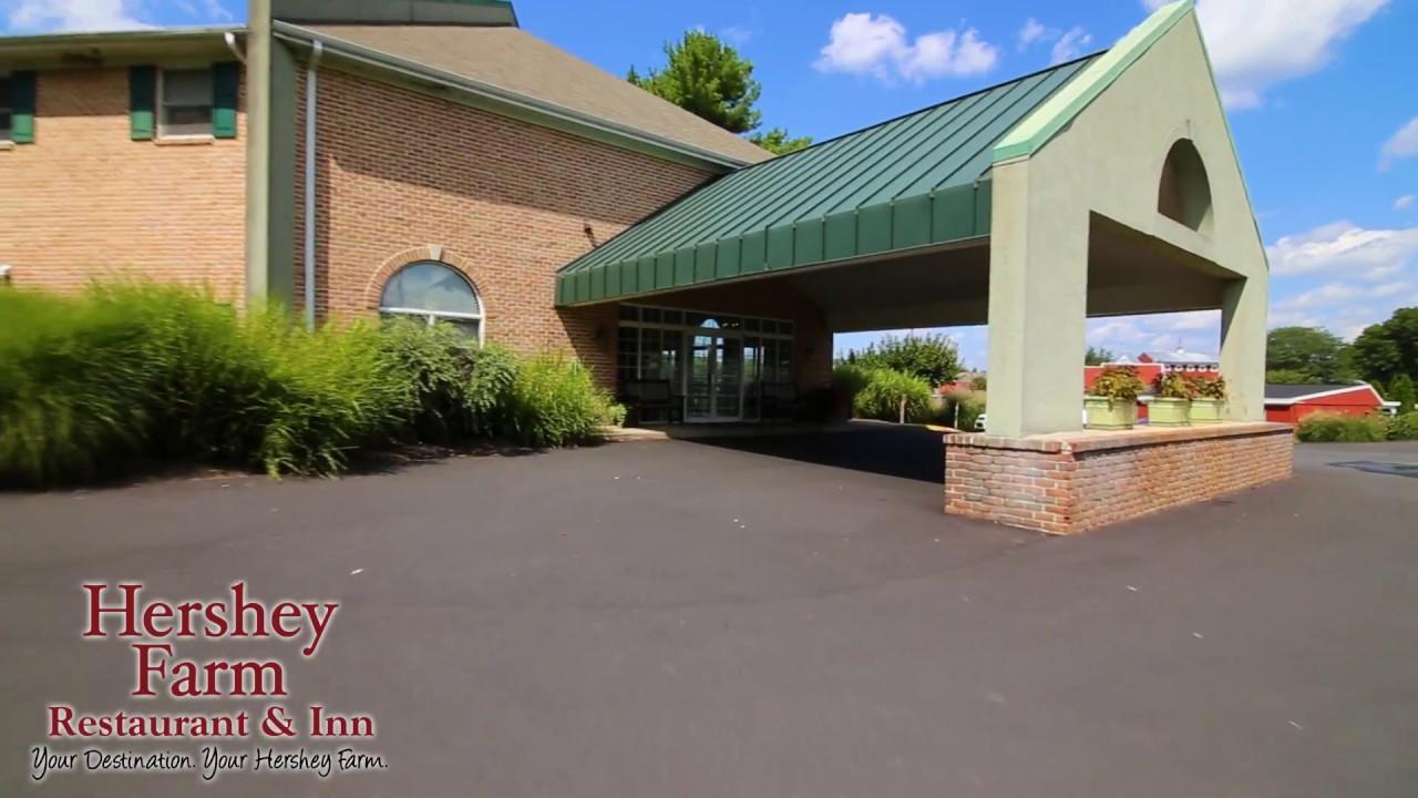The Inn | Hershey Farm, Restaurant & Inn