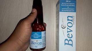 Bevon Suspension uses benefits composition price dosage बेवन सिरप के फायदे review