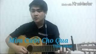 Mỉm cười cho qua (guitar) - Thiên Nhân
