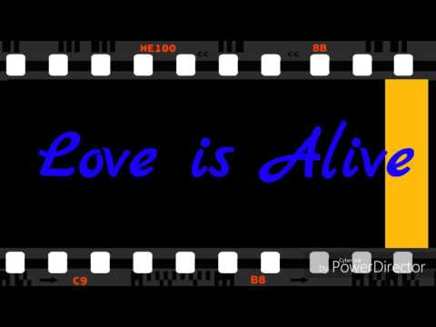 Gary Wright- LOVE IS ALIVE /video by K