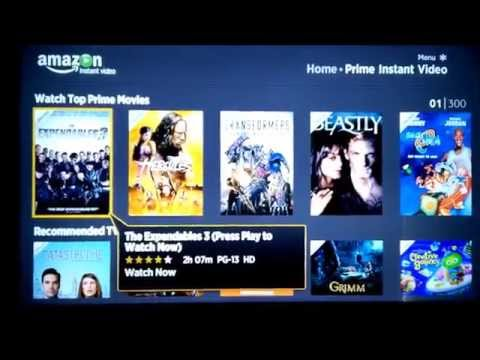 Review of Roku Apps Amazon Instant Video & Tubi TV