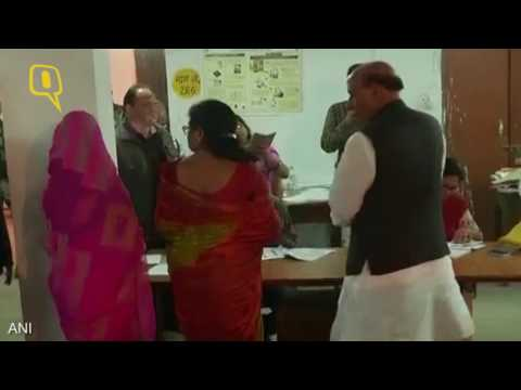 BJP Will Win Absolute Majority in UP: Rajnath Singh