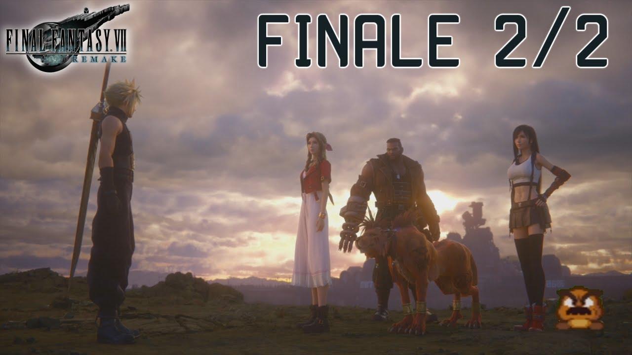 Let's Play Final Fantasy VII Remake - FINALE 2/2 -
