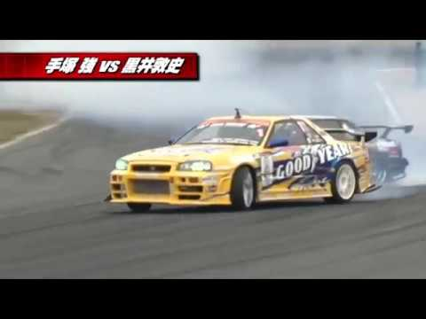 JDM DRIFT ON TV PART II