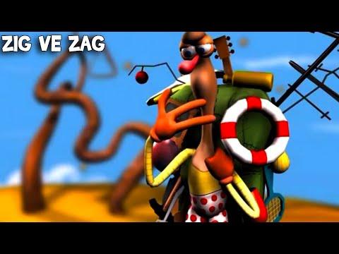 Zig ve Zag - 3.Bölüm | Çizgi Dizi İzle