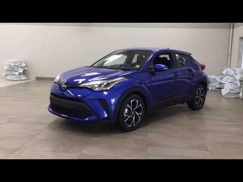 2020 Toyota C-HR XLE Premium Review