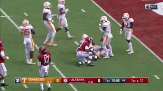 Josh Jacobs    'The Greatest Underrated Player'    Alabama Career Highlights    2016   19