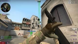 Скачать Самые полезные карты в CS GO 4 Dust 2 Smoke Practice