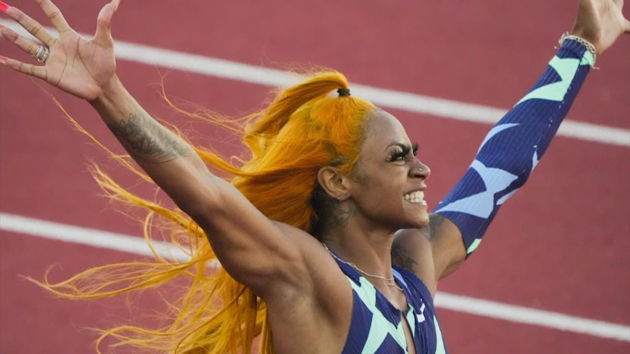 U.S. Sprinter Sha'Carri Richardson Is Suspended After Positive ...