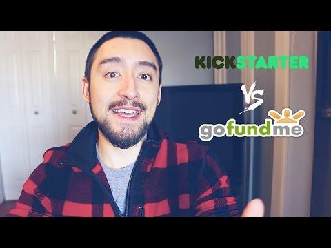 GoFundMe vs Kickstarter