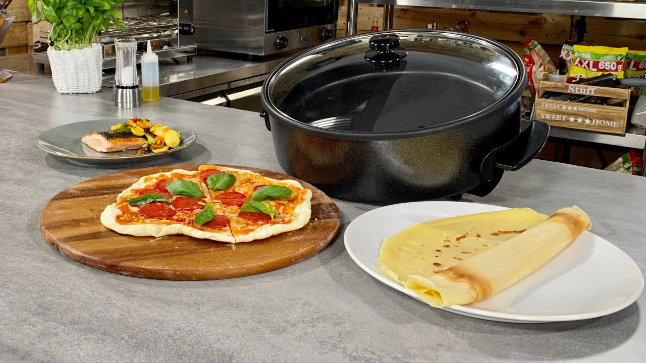 Pizza Pan Basics & How to use it   Chef's Gear