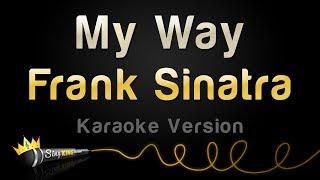 Download Frank Sinatra - My Way (Karaoke Version)