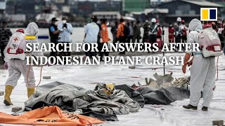 Indonesian Families Wait For Clues As Search For Crashed Boeing 737 Continues In Java Sea