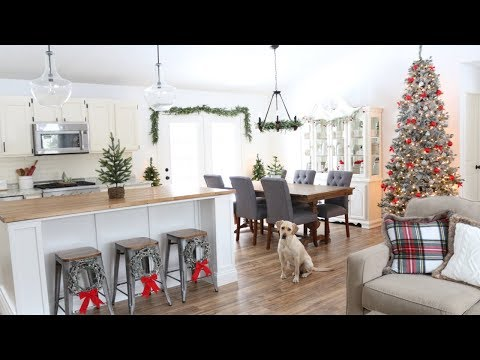 Decorating For Christmas + Christmas Decor Shopping 2018