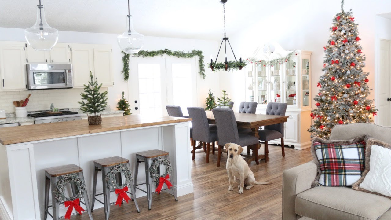 Decorating For Christmas Decor Ping 2018
