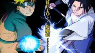 Naruto Shippuden OST 2 - Track 09 - Midaregami ( Unkempt Hair )