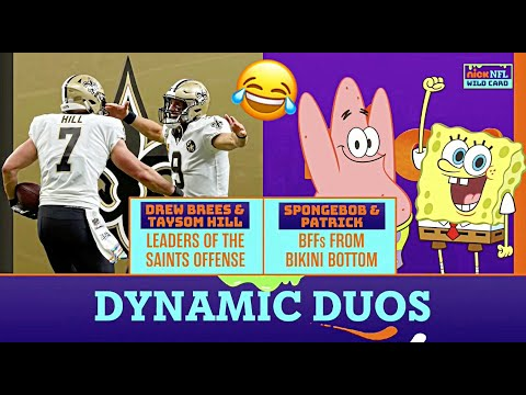 When an NFL Playoff Game is aired on Nickelodeon (Best Moments!)