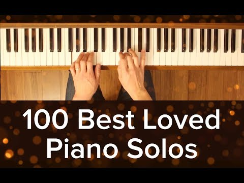 All For Love (100 Best Loved Piano Solos) [Easy Piano Tutorial]