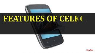 FEATURES OF CELKON CAMPUS A10 MOBILE