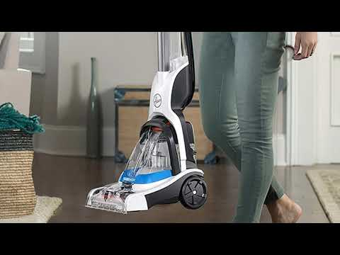 Hoover PowerDash Pet FH50700 carpet cleaner Review