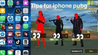 iPhone pubg Mobile hack tips (hindi)(Urdu)