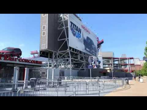 NFL Draft 2019 At Nissan Stadium - Zennie62 Is There