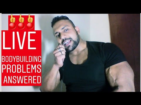 👍Live Instagram Questions| Bodybuilding Diet | LIKE & SUBSCRIBE ( Johnnykingalpha)