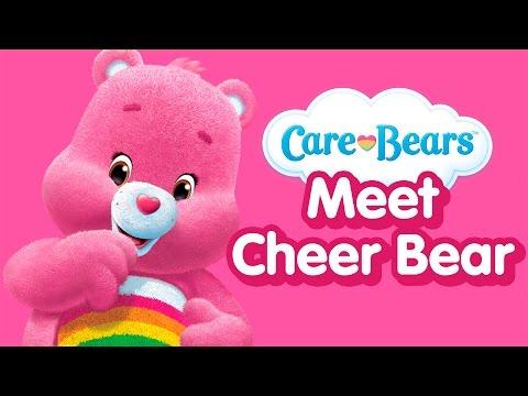 Care Bears | Meet Cheer Bear!