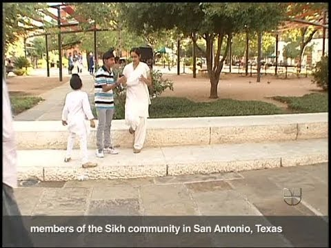 Univision News - Sikh man verbally confronted in San Antonio, Texas
