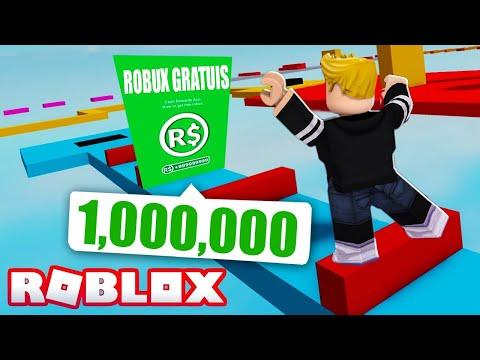 CE OBBY PEUT TE DONNER DES ROBUX GRATUITS SUR ROBLOX ? ( Vrai ou faux ? )